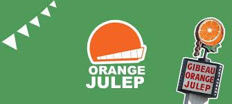Peinture Orange Julep