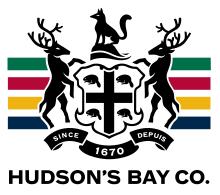 Logo Baie D'Hudson