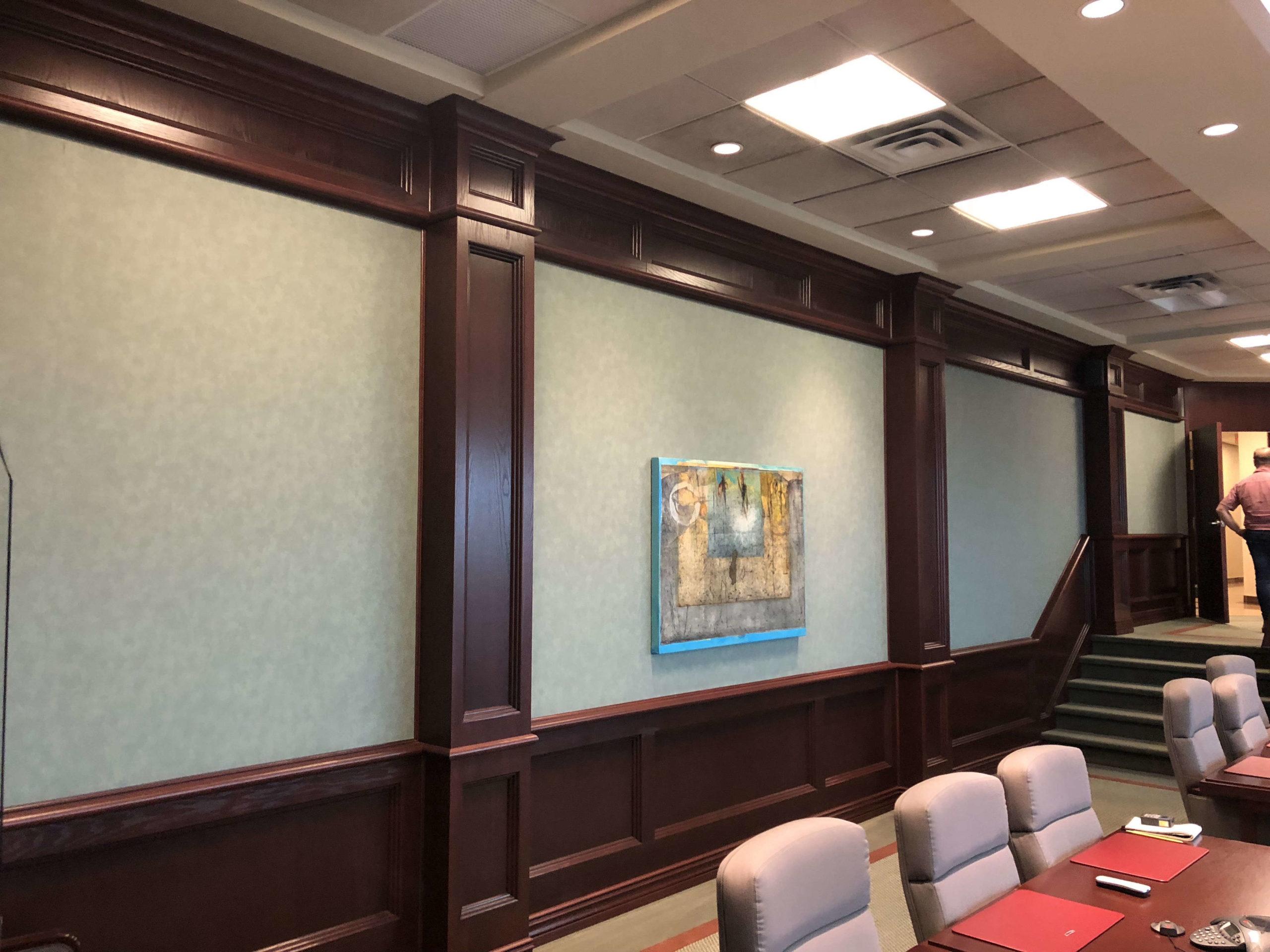 bureau commercial intérieur