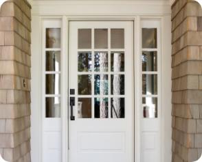 peinture portes fenêtres