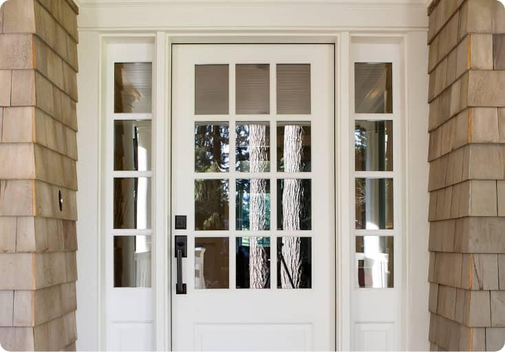 Porte Fenêtre Peinture